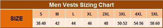 men's-vests-size-chart