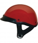 Half Helmet HCI 100-104 RED