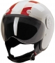 HCI-15 white/red stripe