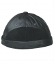 LEATHER BEANIE CAP
