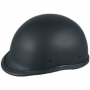 DULL BLACK NOVELTY HELMET JOCKEY