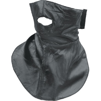 LEATHER RIDING MASK